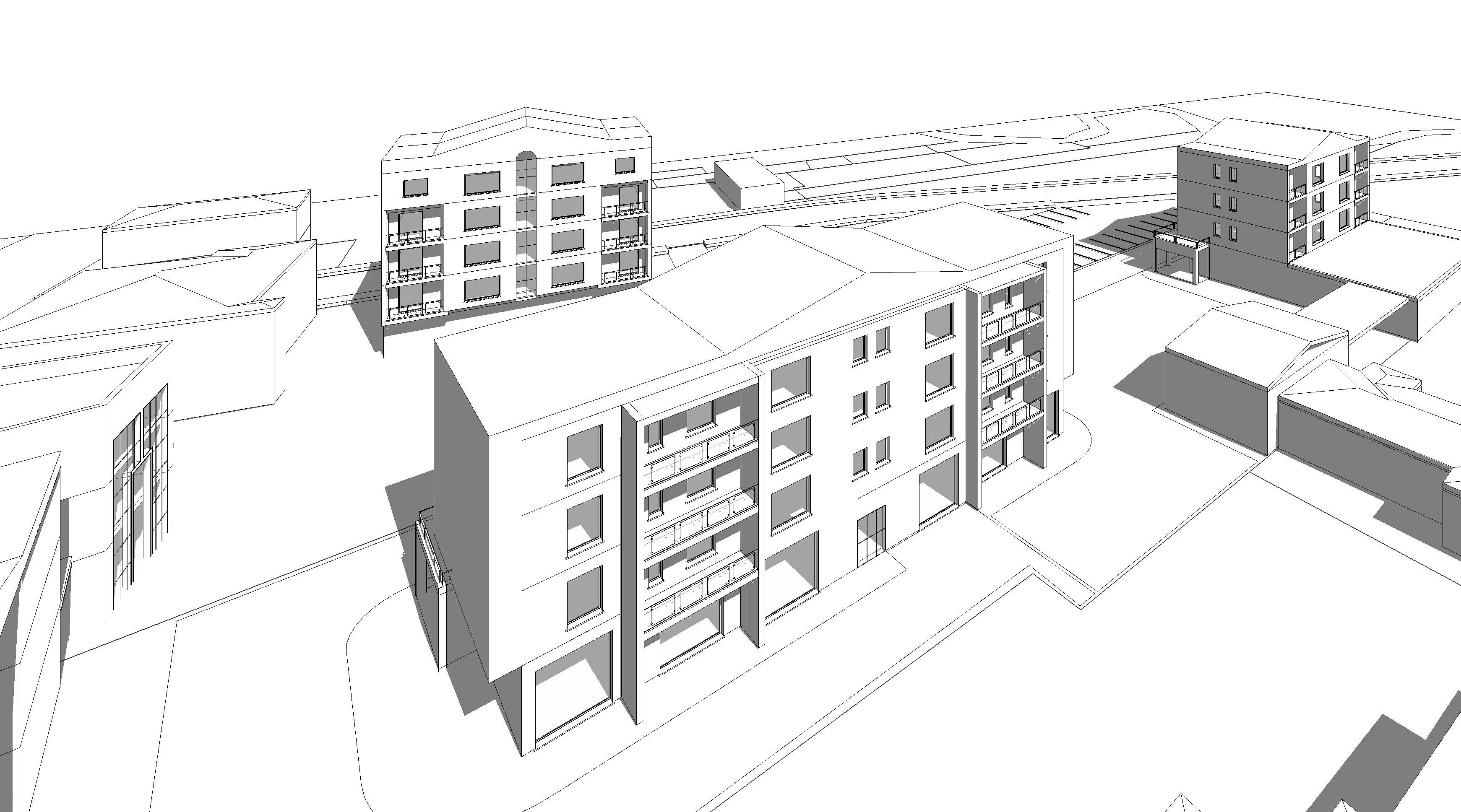 Studio di architettura architetto mauro regolo for Architetti studi architettura brescia