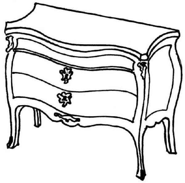 La bottega delle vecchie cose di giuseppe rizzo restauro for Disegni di mobili contemporanei