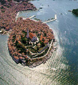 Croazia- Istra : Rovigno