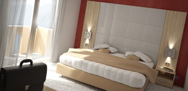 Contract design arredi per alberghi arredamento per for Arredi per alberghi e hotel