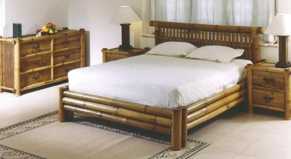 Giunco casa arredamento per interni ed esterni mobili for Bambu arredamento