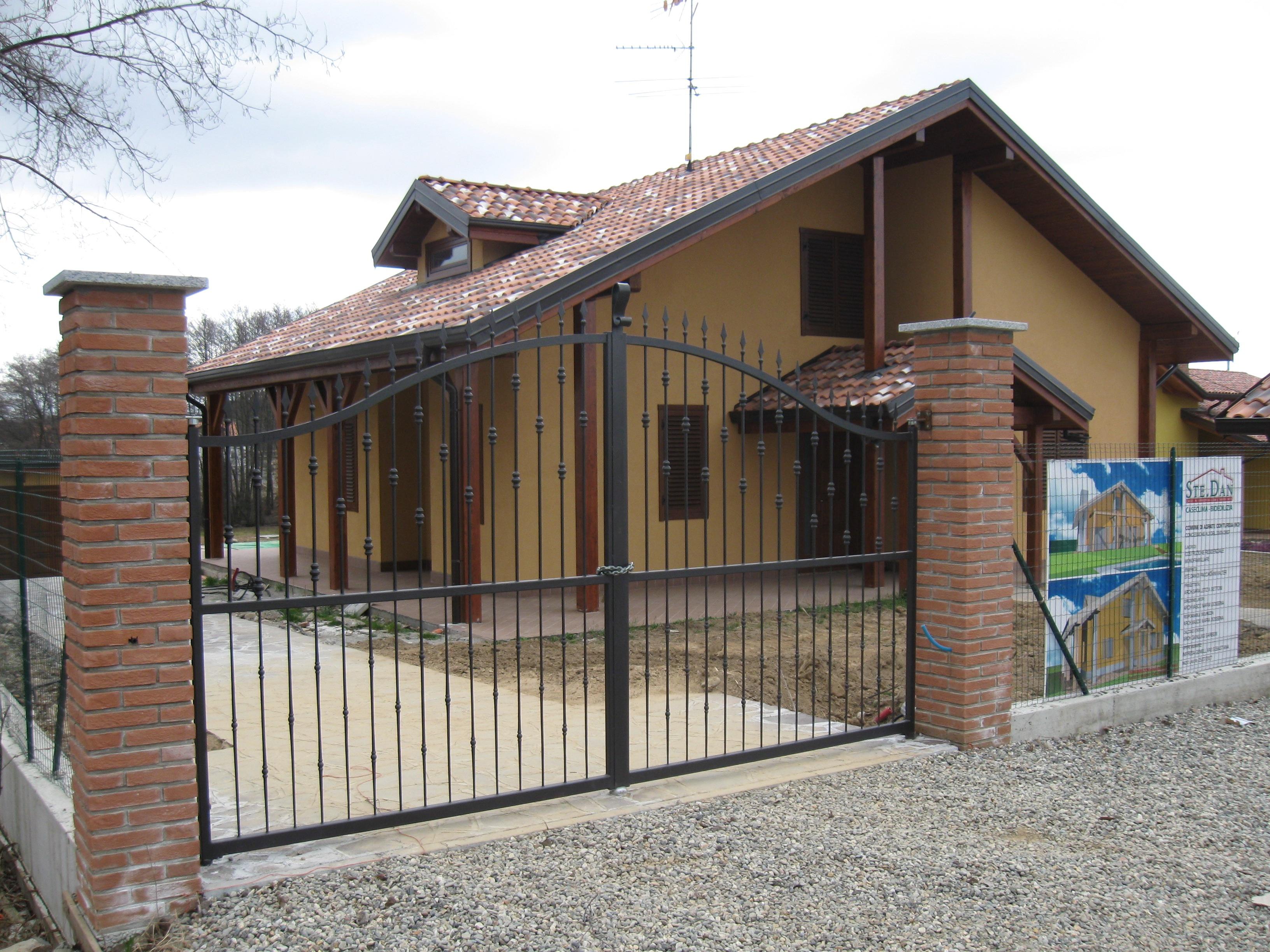 Ste dan klima haus eco case a basso consumo energetico for Villa prefabbricata prezzi