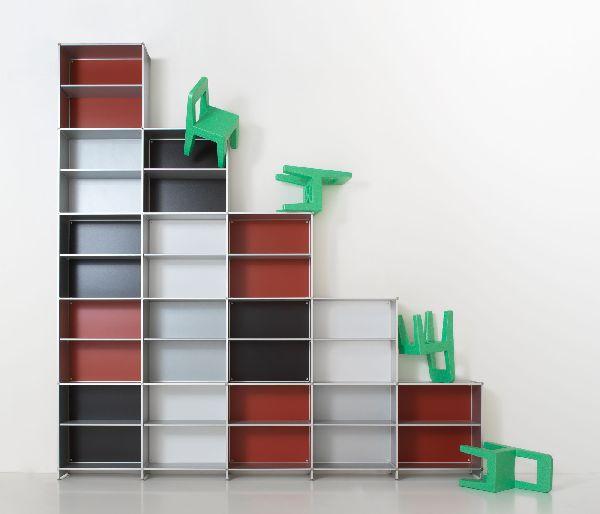 Fitting produzione librerie di design mobili for Mobili produzione