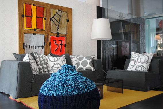 A d srl arredamento di design per interni ed esterni for Negozi di arredamento taranto