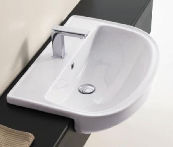 Enjoycasa accessori bagno online rubinetteria e - Lavabo bagno semincasso ...