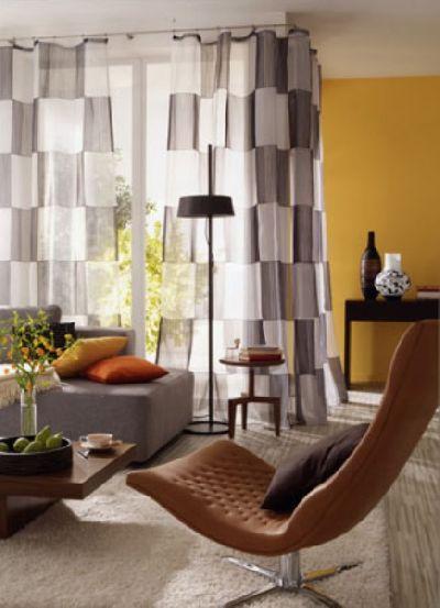 Show room righi sas tendaggi su misura tende tessuti e tendaggi per interni ed esterni - Tende per sala da pranzo ...