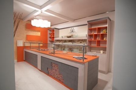 Taglioli arredamenti arredamento per la ristorazione for Manfredini arredamenti pozza