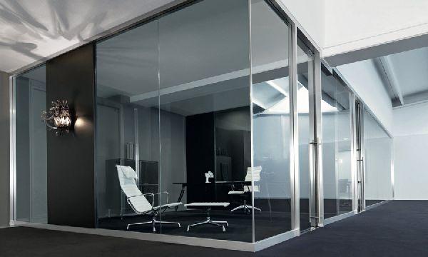 Pareti divisorie for Ufficio design modena