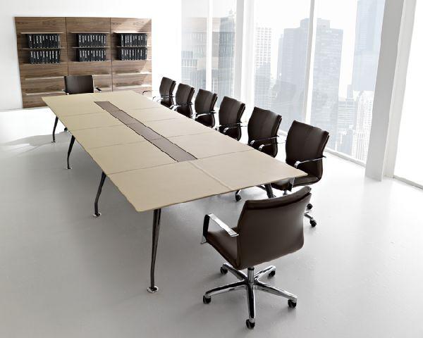 Tavoli da riunione ufficio for Ufficio design italia srl via emilia est modena mo