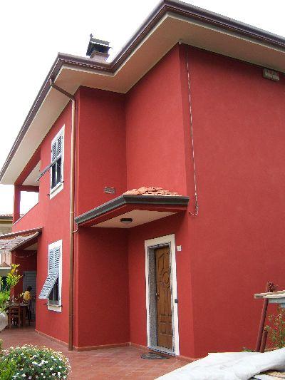 Baldoni pitturazioni imbiancature ameglia la spezia - Facciata esterna casa ...