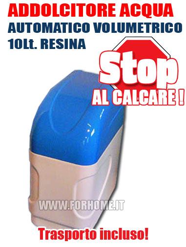 Addolcitore acqua 10 litri resina le - Addolcitore acqua casa ...