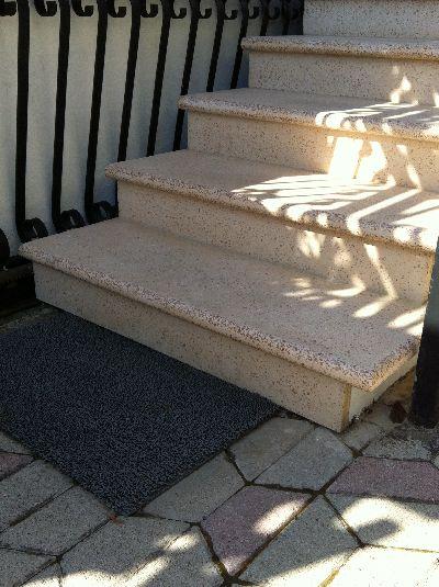 Scale in cemento per esterni fabulous scale per esterni - Gradini in cemento per esterno ...