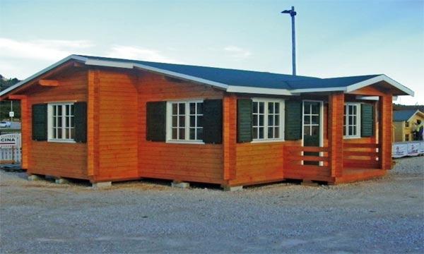 Case prefabbricate in legno eurobalti woodenhouses ltd - Casa in legno prezzi chiavi in mano ...